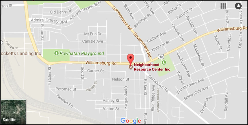 Contact Neighborhood Resource Center Of Greater Fulton